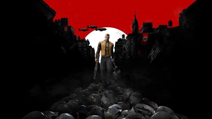 Vuelve la amenaza de los Nazis en Wolfenstein 2: The New Colossus