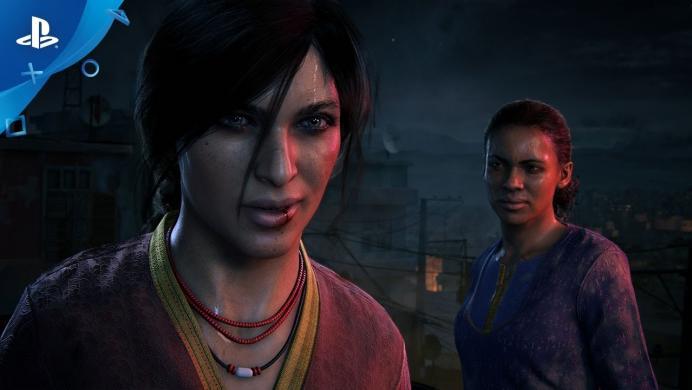 No te pierdas el nuevo avance de Uncharted: The Lost Legacy