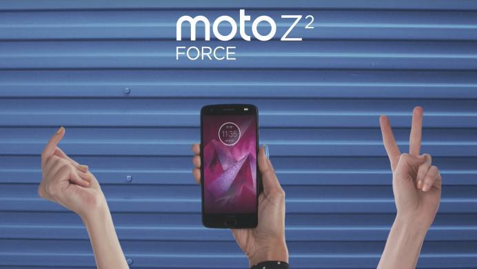 Conoce el Moto Z2 Force Edition, el modular definitivo del Lenovo