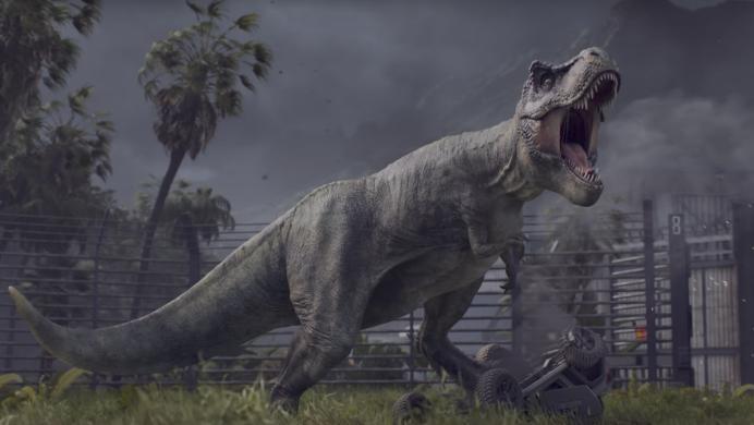 Ahora podrás crear tu propio desastre en Jurassic World Evolution