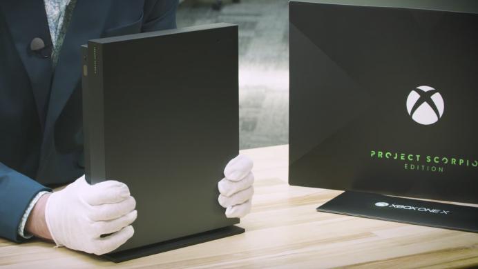No te pierdas el unboxing definitivo de Xbox One X 'Project Scorpio Edition'
