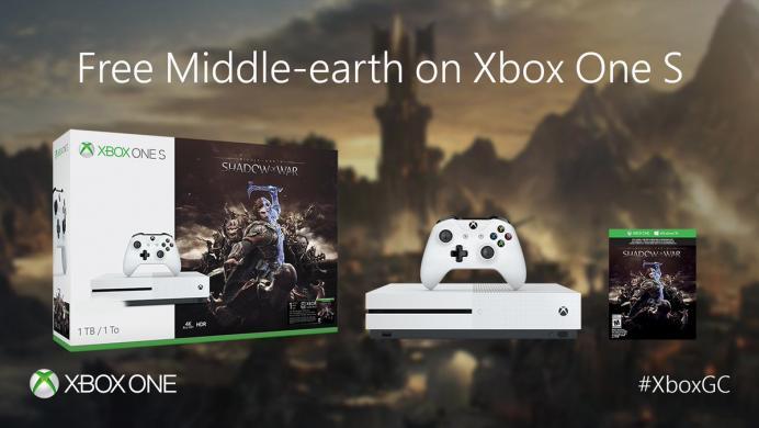 Shadow of War se exhibe en un nuevo tráiler y anuncia paquete de Xbox One S