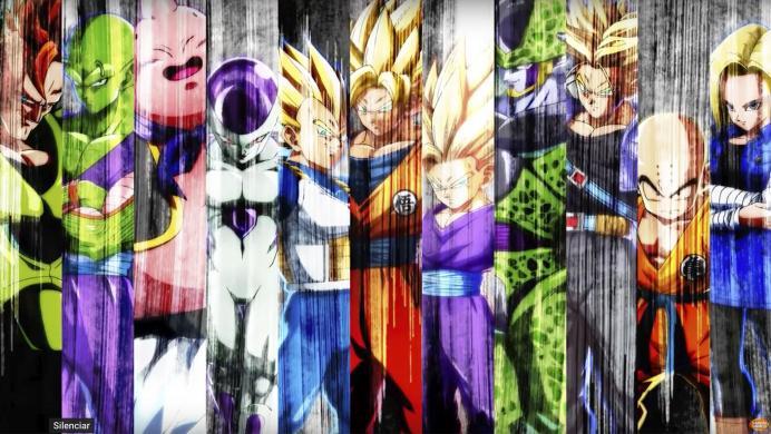 Así pelean los androides 16 y 18 en Dragon Ball FighterZ