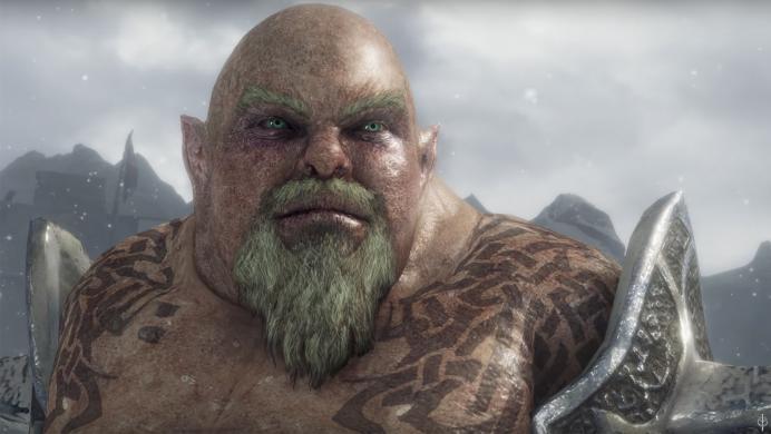 El sentido homenaje con el que inmortalizaron a uno de los creadores de Shadow of War