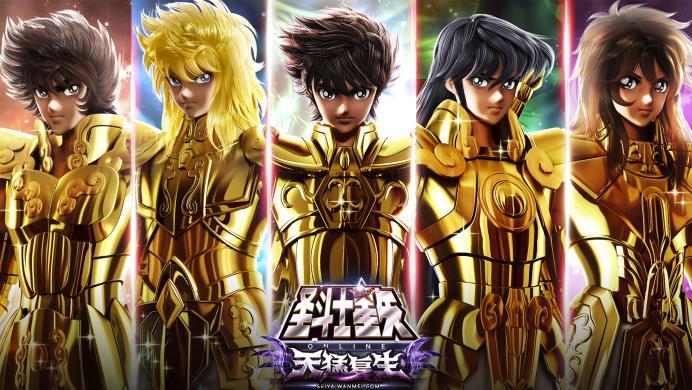 Mira un nuevo avance de Saint Seiya Online, el MMO de Los Caballeros del Zodiaco