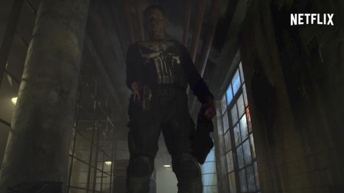 The Punisher deja claro con este tráiler que será la serie más oscura de Marvel