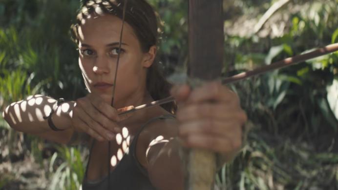 No te pierdas el primer tráiler del reboot de Tomb Raider en el cine
