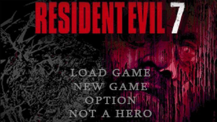 De vuelta a los orígenes: así se vería Resident Evil 7 si fuera un juego del primer PlayStation