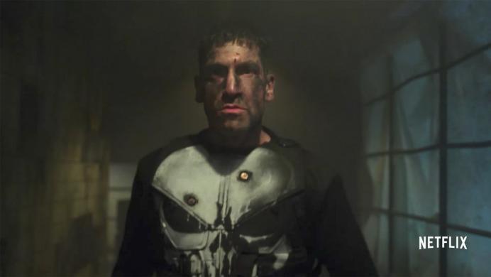 The Punisher se exhibe en su segundo tráiler y anuncia su fecha de estreno