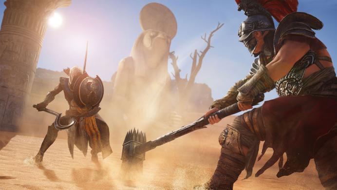 Llegó la hora de la verdad para Assassin's Creed: Origins