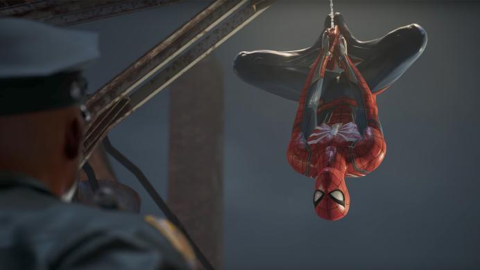 Mira un nuevo adelanto del juego de Spider-Man desarrollado por Insomniac Games