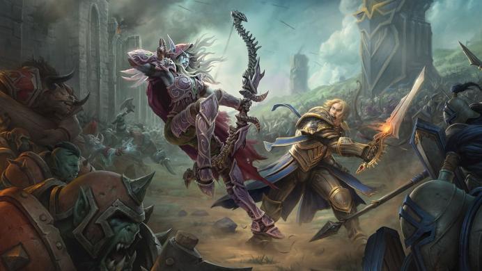 Battle for Azeroth, la nueva expansión de World of Warcraft