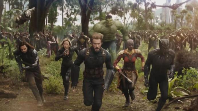 Avengers: Infinity War eleva el hype a más no poder con su primer adelanto