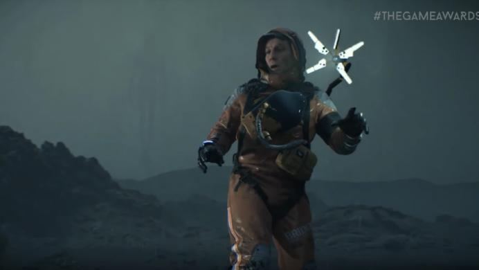 Hideo Kojima desafía a Konami con el nuevo tráiler de Death Stranding