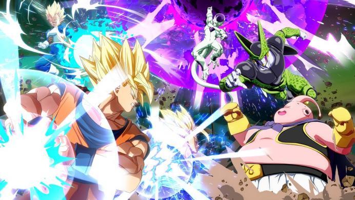 El nuevo tráiler de Dragon Ball FighterZ es lo más hermoso que verás hoy