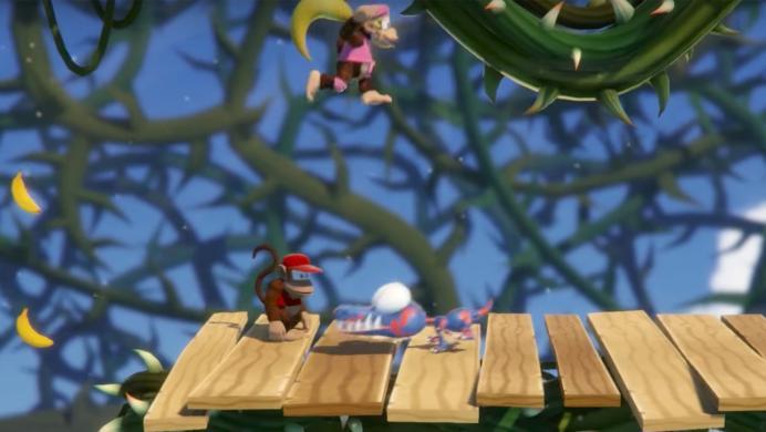 ¿Sueñas con un remake de Donkey Kong Country 2? Acá tienes una idea muy clara de cómo se vería