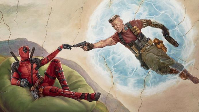 Deadpool conoce a Cable en su nuevo tráiler y lo que ocurre es justo lo que esperábamos