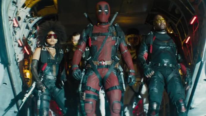 Mira el desastroso casting que hizo Deadpool para formar a su equipo de héroes