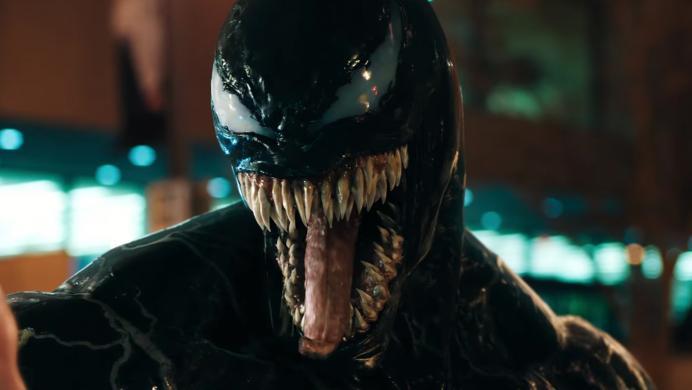 El nuevo tráiler de Venom por fin muestra al simbionte