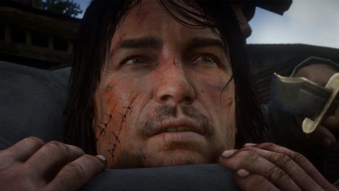 ¿John Marston en el nuevo tráiler de Red Dead Redemption 2?