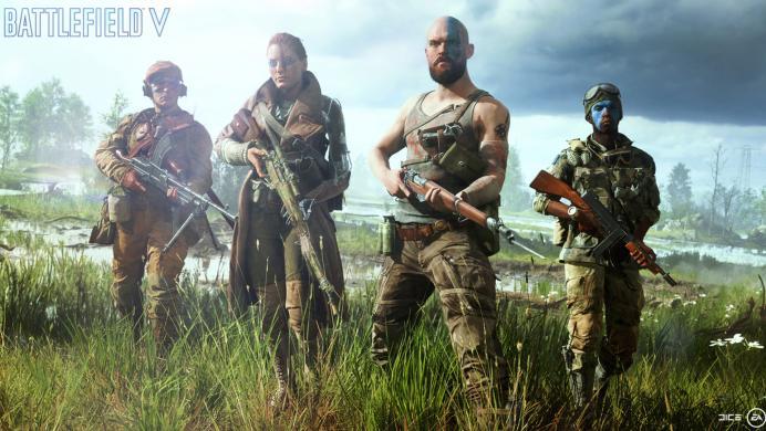 Battlefield V da ejemplo y todos sus DLCs serán gratuitos