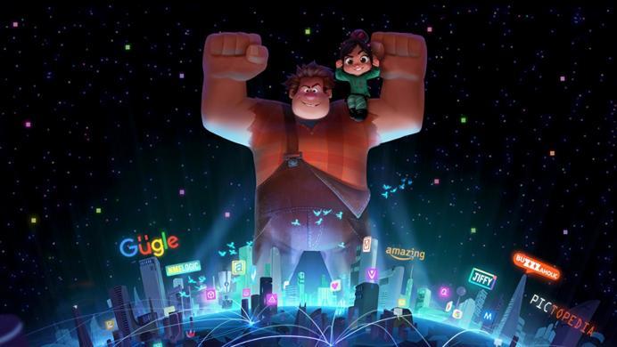 El nuevo tráiler de WiFi Ralph deja en evidencia la gran cantidad de franquicias que tiene Disney