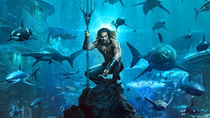 Aquaman eleva el 'hype' con su tráiler y se convierte en la esperanza del Universo Extendido de Warner