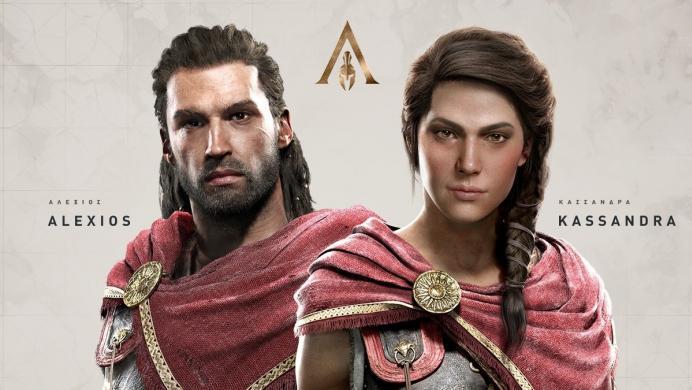 Más de Assassin's Creed Odyssey en nuevos videos