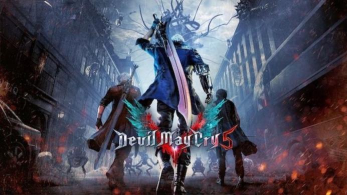 Nero machaca todo lo que se le atraviesa en el nuevo tráiler de Devil May Cry 5