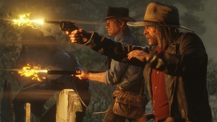 Red Dead Redemption 2 deja la mesa servida con su tráiler de lanzamiento