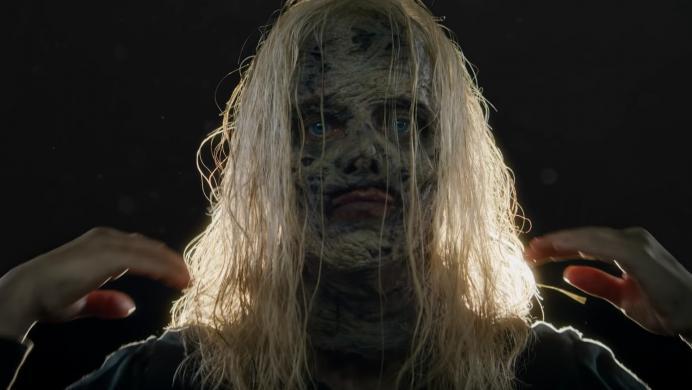 Mira a la líder de 'Los Susurradores' en este nuevo adelanto de The Walking Dead