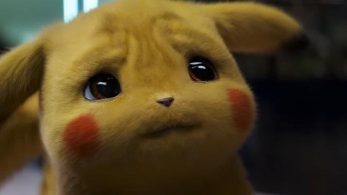 Ryan Reynolds te reta a no llorar con el nuevo tráiler de Detective Pikachu