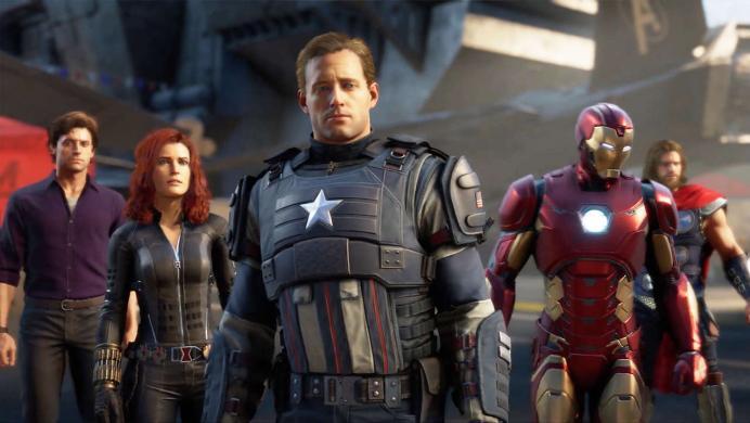 19 minutos de Marvel's Avengers que te harán amarlo (u odiarlo)