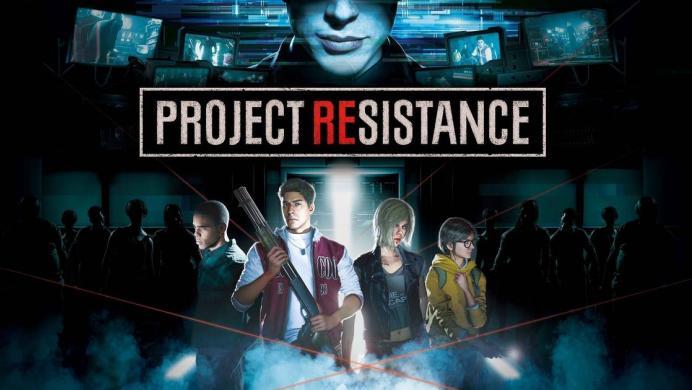 Project Resistance, lo nuevo de Resident Evil es un 4 Vs 1 al estilo Viernes 13