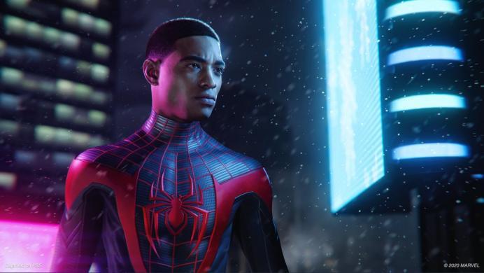 Spider-Man: Miles Morales es la carta de presentación de PS5
