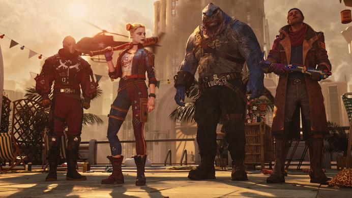 Los padres de Batman Arkham presentan su siguiente juego: 'Suicide Squad: Kill the Justice League'