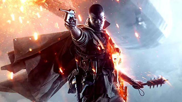 EA presenta oficialmente Battlefield 1