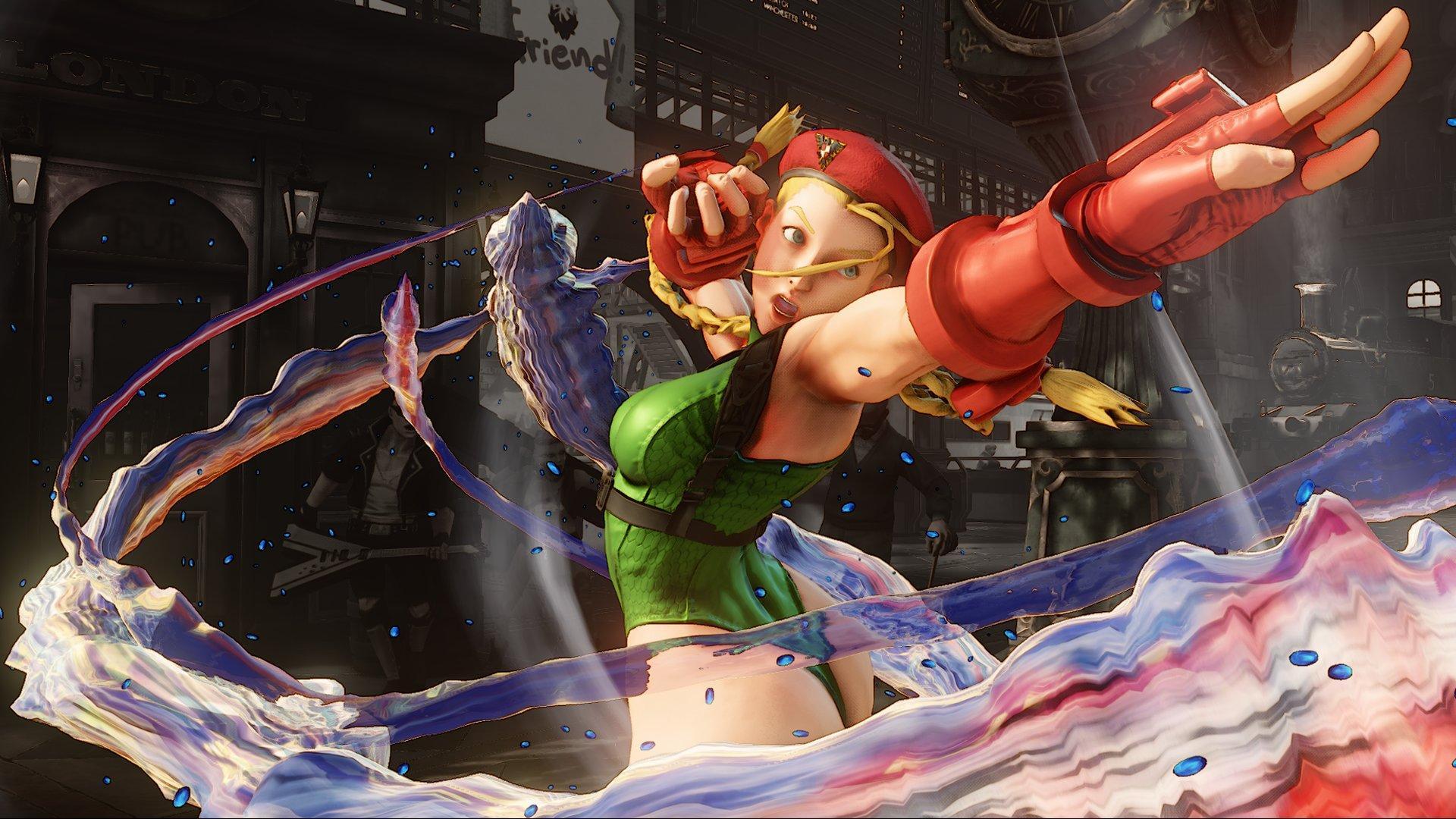 Capcom pone a Street Fighter 5 como ejemplo de lo que no deben volver a hacer