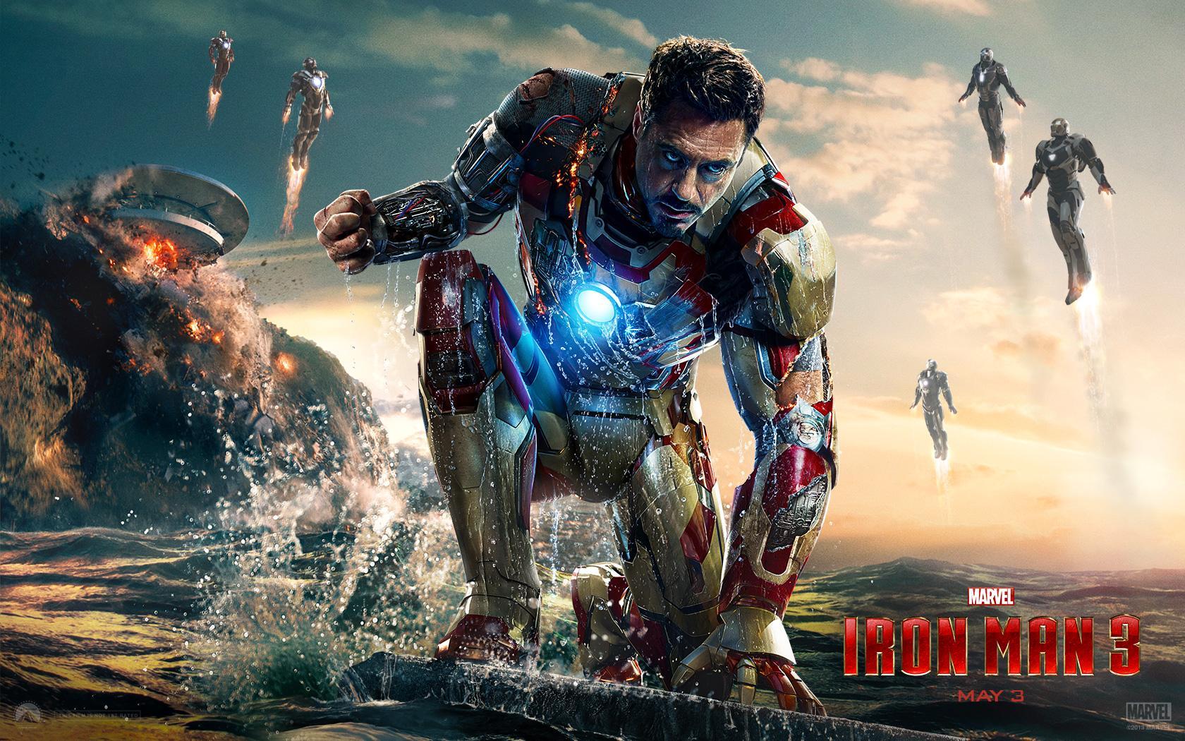 El director de Iron Man 3 quería a una mujer como villano y Marvel se negó