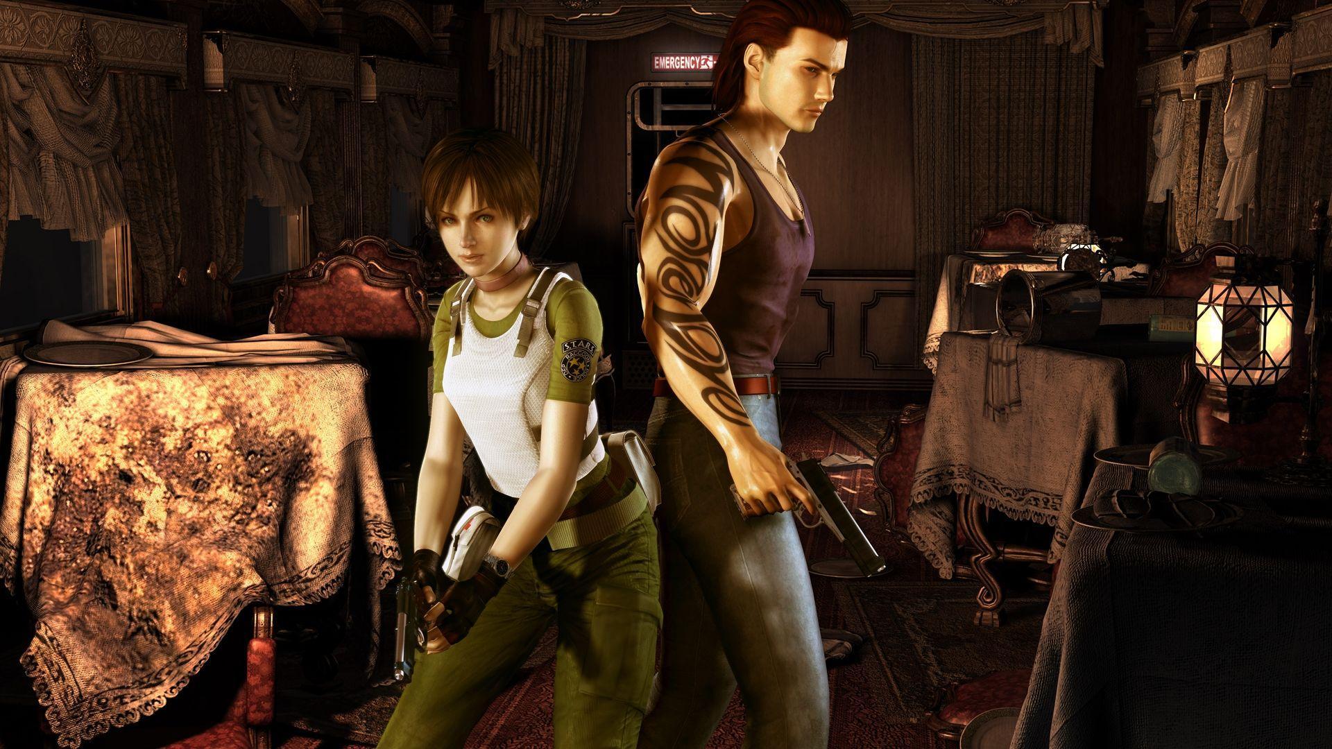 El remaster de Resident Evil 0 vende bien, aunque no tanto como el primer juego