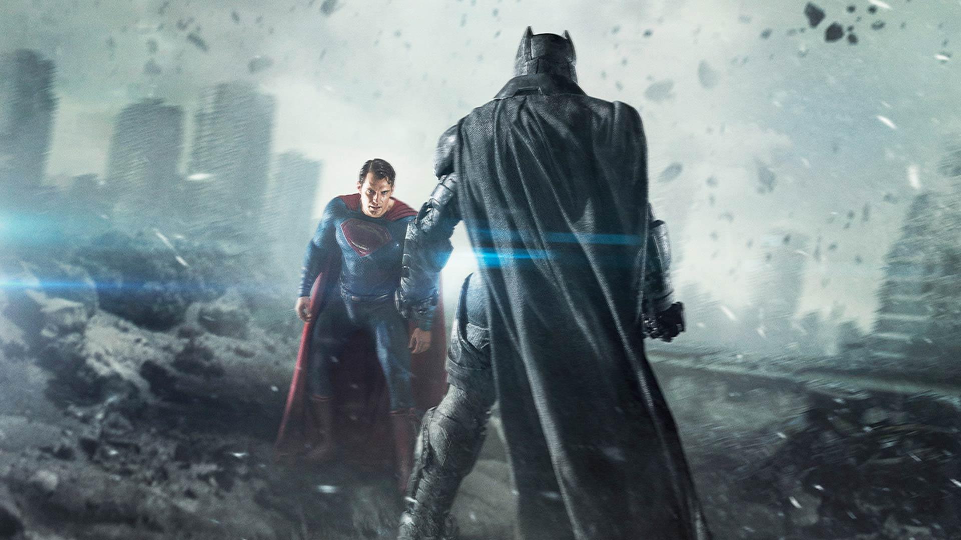 Fracaso de Batman V Superman lleva a Warner a hacer cambios para las próximas películas de DC