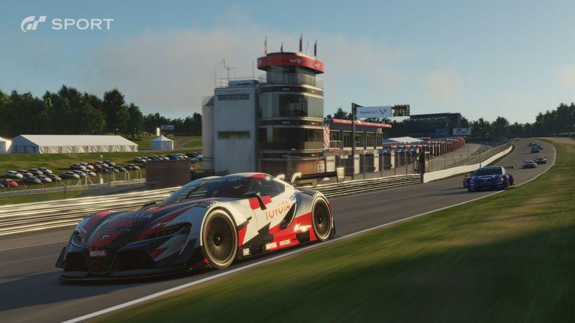 Anuncian fecha de lanzamiento de Gran Turismo Sport