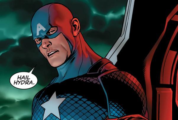 Hail Hydra: La inesperada traición de Capitán América