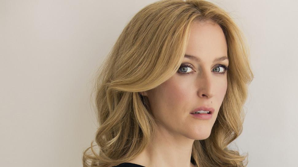 Gillian Anderson: ¿De 'Los Expedientes Secretos X' a ser la nueva James Bond?
