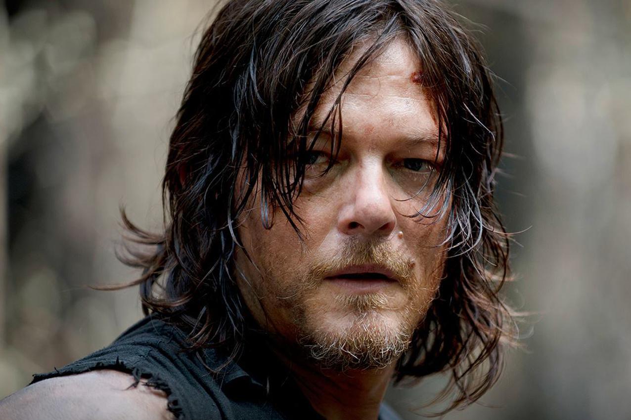 Norman Reedus habla sobre lo que viene en la nueva temporada de The Walking Dead