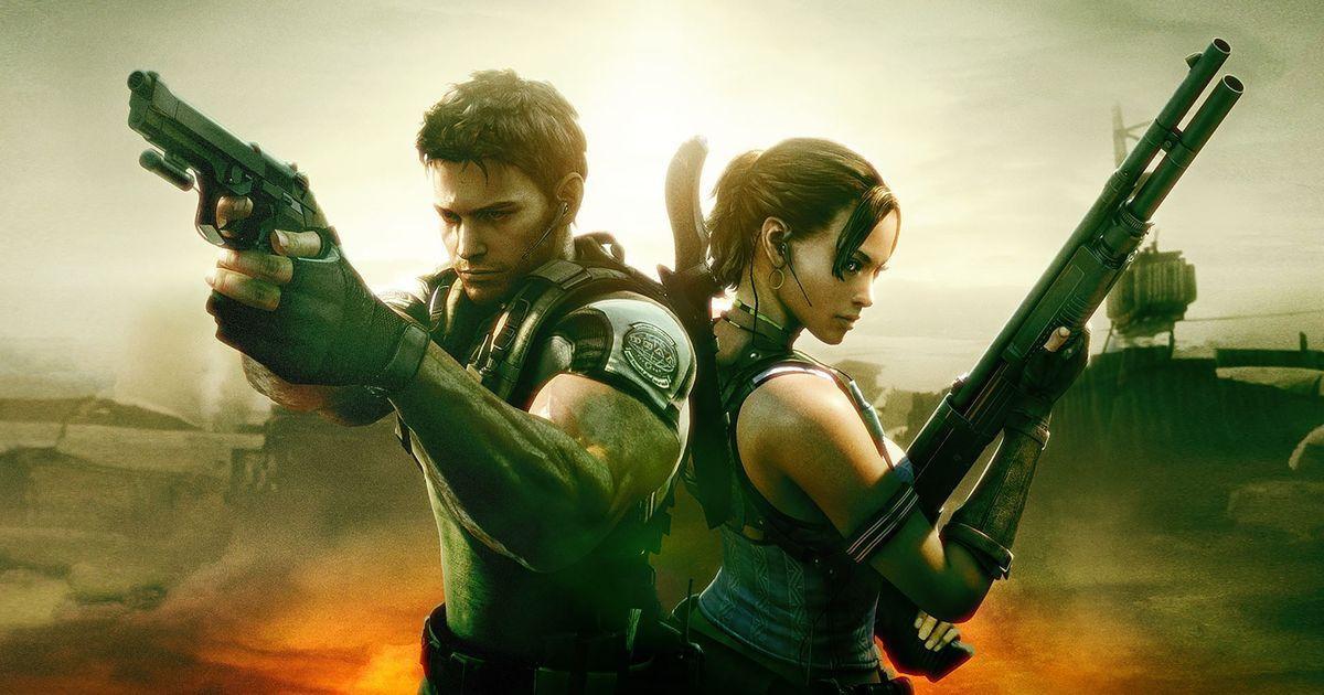 Resident Evil 5 en Xbox One y PS4 ya tiene fecha de lanzamiento