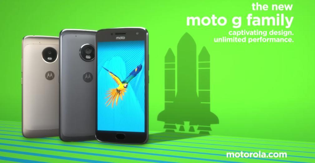 Moto G5 y Moto G5 Plus, la firme apuesta de Lenovo por la gama media