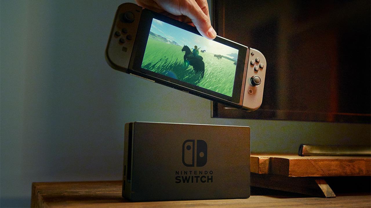 Analistas creen que Nintendo Switch venderá cinco millones de unidades este año