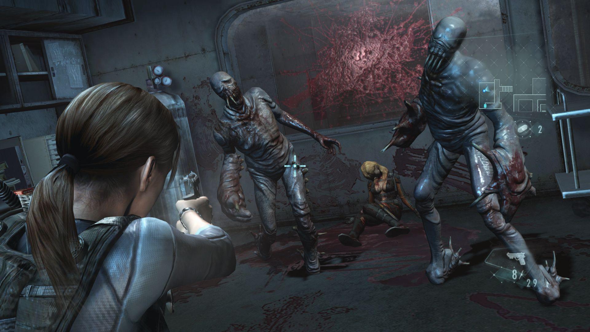 Resident Evil: Revelations saldrá en Xbox One y PS4