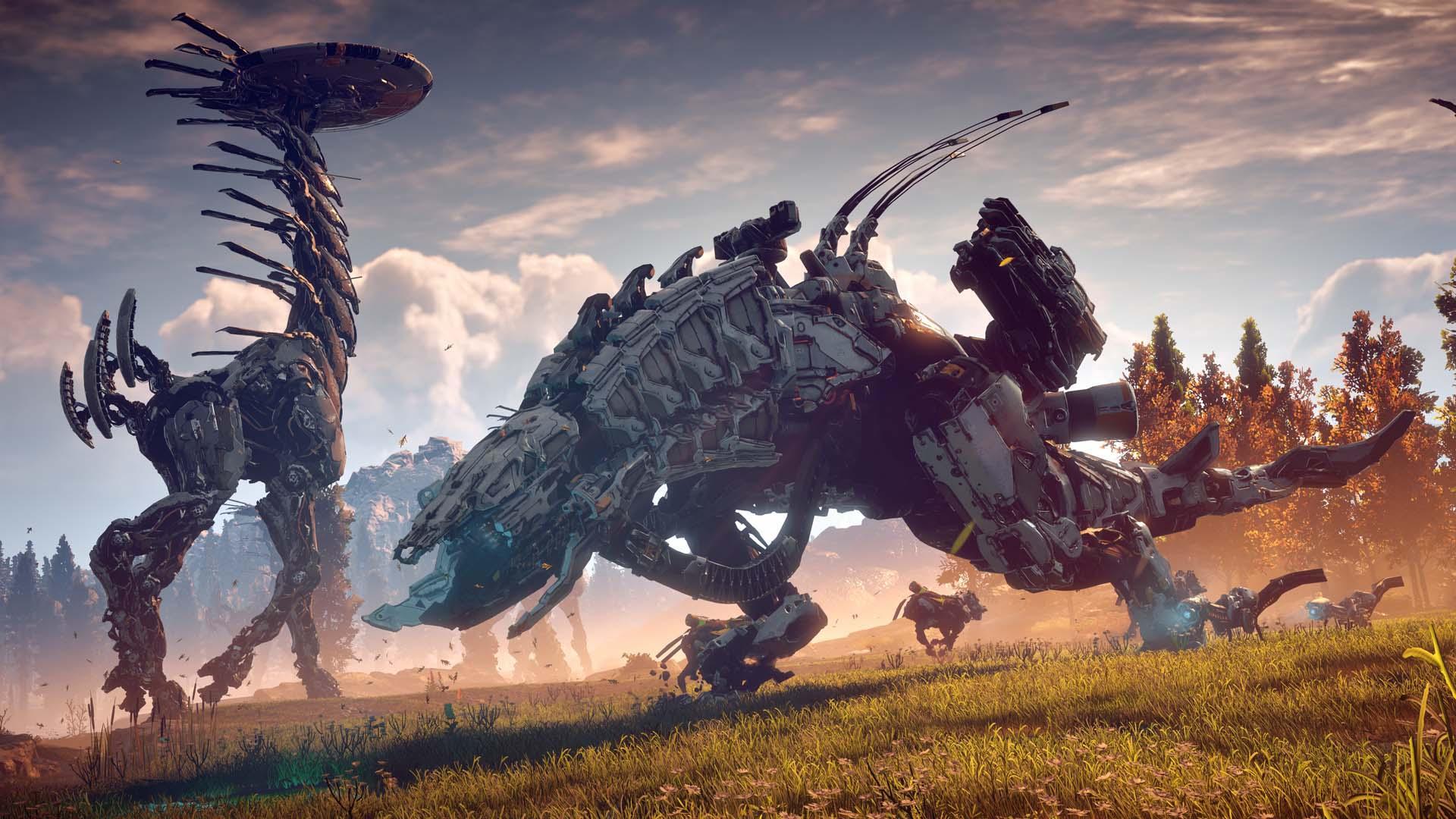 Horizon: Zero Dawn es la nueva IP más exitosa de PS4